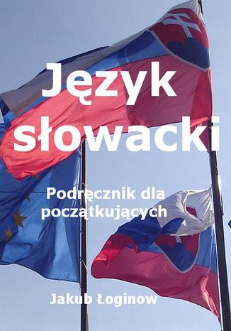 Okładka książki/ebooka Język słowacki. Podręcznik dla początkujących