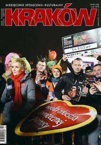 """Miesięcznik \""""Kraków\"""" luty 2016"""