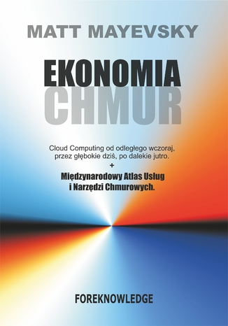 Okładka książki/ebooka Ekonomia Chmur