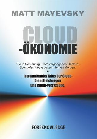 Okładka książki/ebooka Cloud-Ökonomie