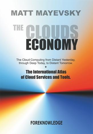 Okładka książki/ebooka The Clouds Economy