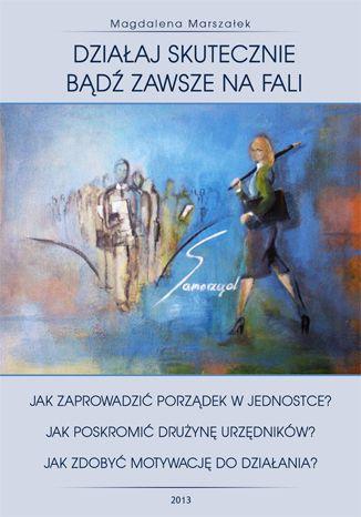 Okładka książki SAMORZĄD - Działaj skutecznie, bądź zawsze na fali