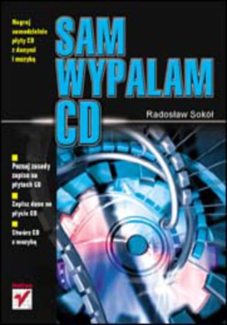 Ebook Sam wypalam CD