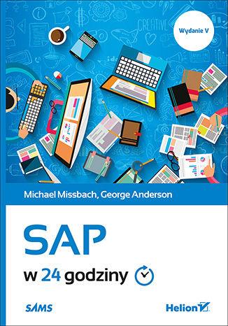 Okładka książki SAP w 24 godziny. Wydanie V