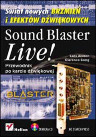 Okładka książki/ebooka Sound Blaster Live! Przewodnik po karcie dźwiękowej