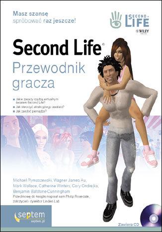 Okładka książki Second Life. Przewodnik gracza