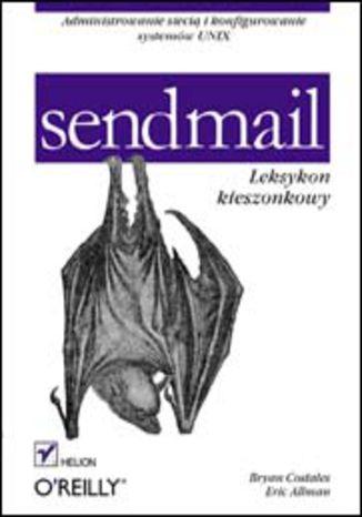 Okładka książki sendmail. Leksykon kieszonkowy