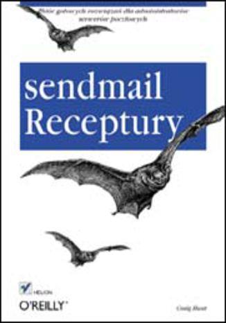 Okładka książki/ebooka sendmail. Receptury