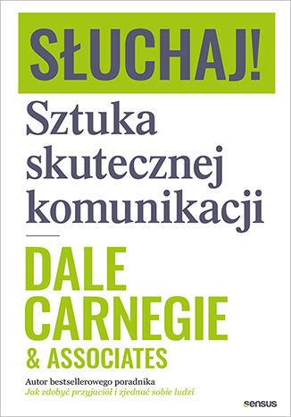 Okładka książki/ebooka Słuchaj! Sztuka skutecznej komunikacji