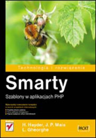 Okładka książki/ebooka Smarty. Szablony w aplikacjach PHP