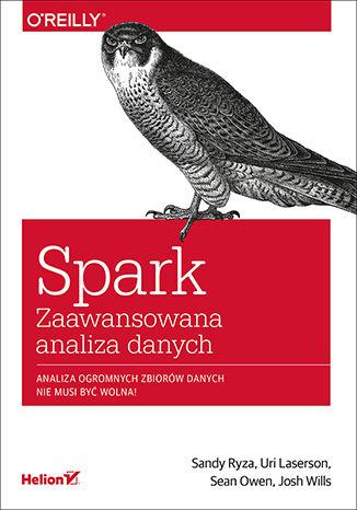 Okładka książki/ebooka Spark. Zaawansowana analiza danych