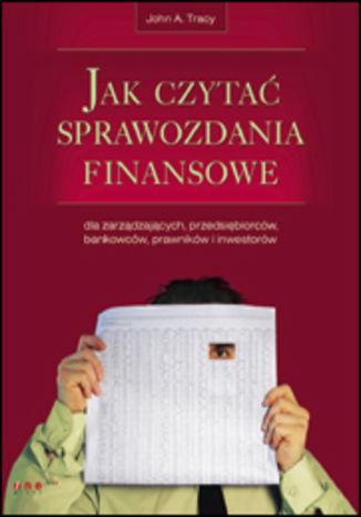 Okładka książki Jak czytać sprawozdania finansowe