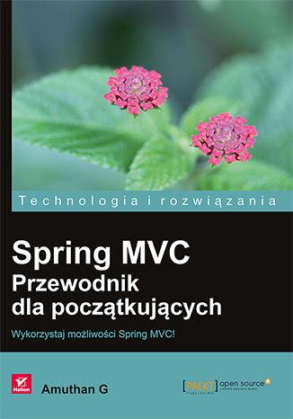Okładka książki Spring MVC. Przewodnik dla początkujących