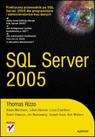 Okładka książki SQL Server 2005
