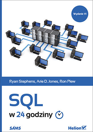 Okładka książki/ebooka SQL w 24 godziny. Wydanie VI