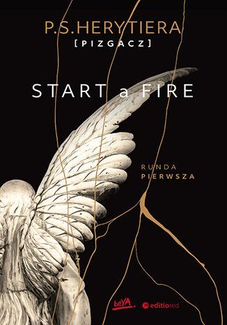 Okładka książki Start a Fire