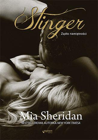 Okładka książki Stinger. Żądło namiętności