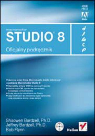 Okładka książki Macromedia Studio 8. Oficjalny podręcznik