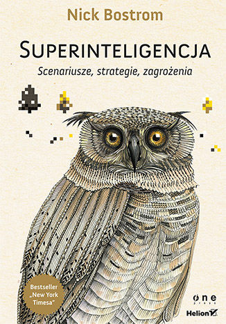 Okładka książki/ebooka Superinteligencja. Scenariusze, strategie, zagrożenia