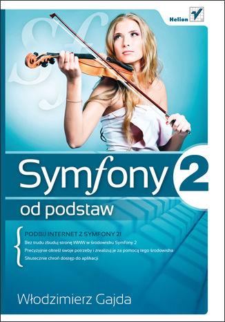 Okładka książki/ebooka Symfony 2 od podstaw
