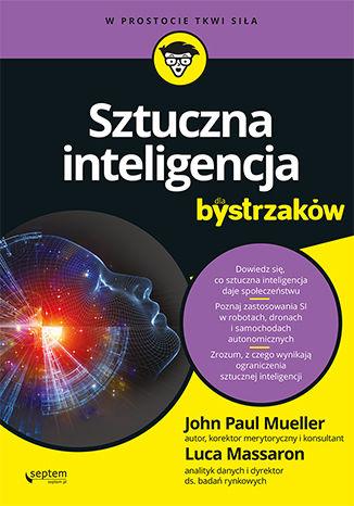 Okładka książki/ebooka Sztuczna inteligencja dla bystrzaków