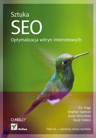 Okładka książki Sztuka SEO. Optymalizacja witryn internetowych