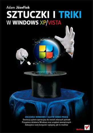 Okładka książki Sztuczki i triki w Windows XP/Vista