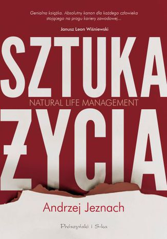 Okładka książki Sztuka życia. Natural Life Management
