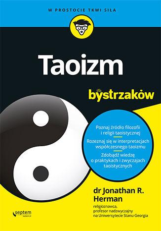 Okładka książki Taoizm dla bystrzaków