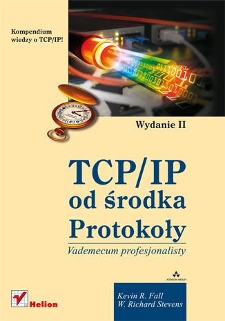 Okładka książki TCP/IP od środka. Protokoły. Wydanie II