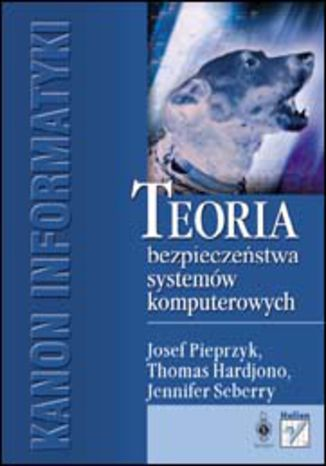 Okładka książki Teoria bezpieczeństwa systemów komputerowych