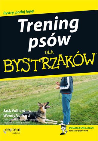 Okładka książki/ebooka Trening psów dla bystrzaków