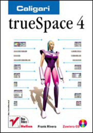 Okładka książki/ebooka trueSpace 4
