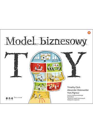 Okładka książki Model biznesowy. TY
