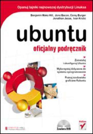 Okładka książki/ebooka Ubuntu. Oficjalny podręcznik