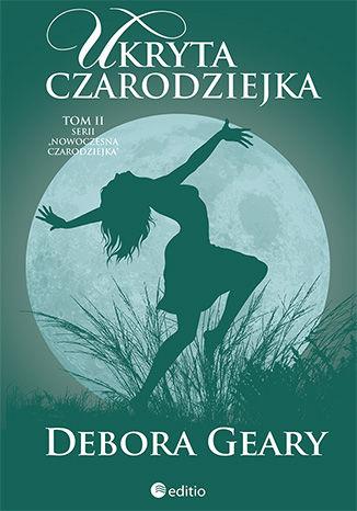 Okładka książki Ukryta czarodziejka