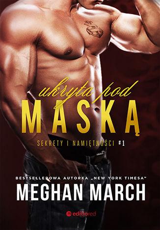 Okładka książki/ebooka Ukryta pod maską. Sekrety i namiętności #1