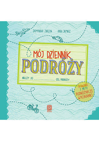 Okładka książki/ebooka Mój dziennik podróży