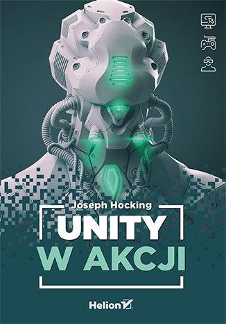 Okładka książki/ebooka Unity w akcji