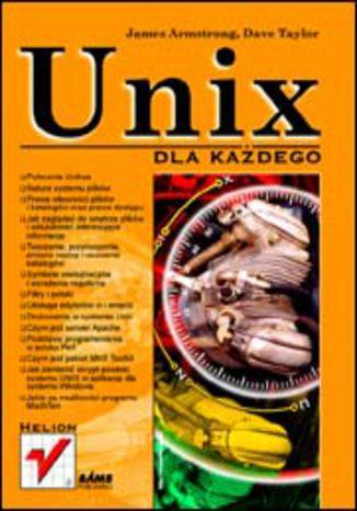 Okładka książki/ebooka UNIX dla każdego