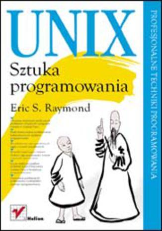 Okładka książki UNIX. Sztuka programowania