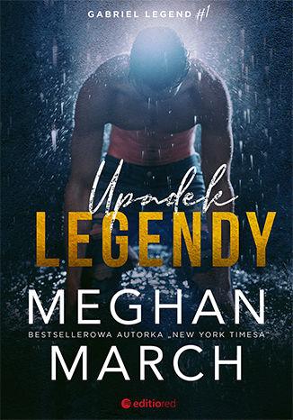 Upadek legendy. Gabriel Legend #1 – Książka
