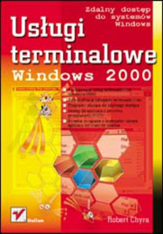 Okładka książki/ebooka Usługi terminalowe Windows 2000