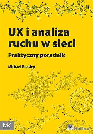 Okładka książki UX i analiza ruchu w sieci. Praktyczny poradnik
