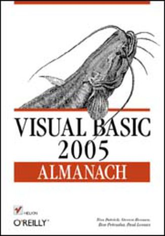 Okładka książki/ebooka Visual Basic 2005. Almanach