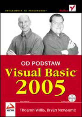Okładka książki/ebooka Visual Basic 2005. Od podstaw