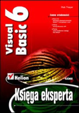 Okładka książki Visual Basic 6. Księga eksperta