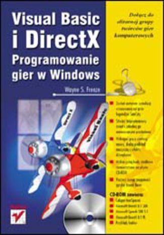 Okładka książki/ebooka Visual Basic i DirectX. Programowanie gier w Windows