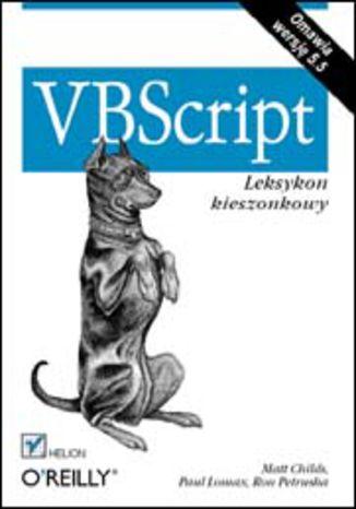 Okładka książki/ebooka VBScript. Leksykon kieszonkowy