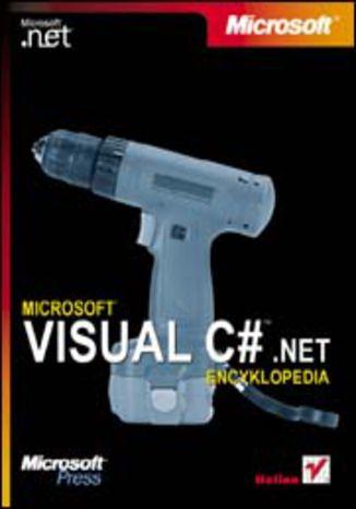 Okładka książki Visual C# .NET. Encyklopedia